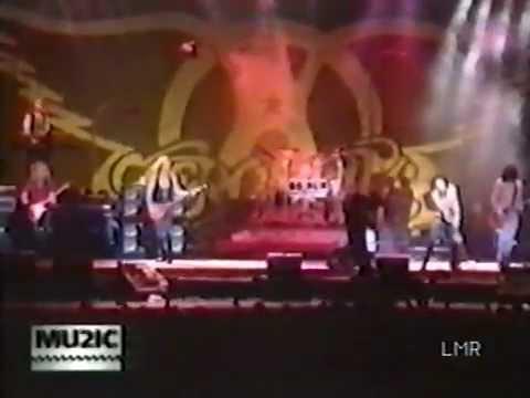 aerosmith 17/01/1994 - Argentina.