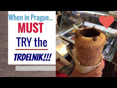 TRAVEL VLOG: Prague, Czech Republic!