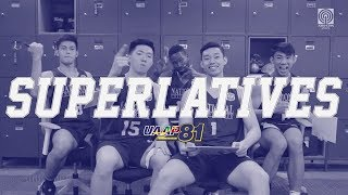 Superlatives Game with the NU Bulldogs | UAAP 81 Exclusive
