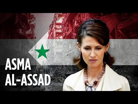 why-is-syrias-first-lady-so-controversial