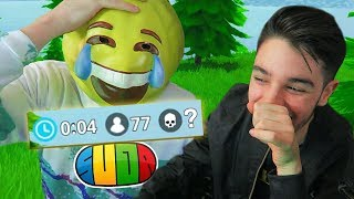 1 KILL = 1 FACE REVEAL w/ Im Suda (Fortnite)