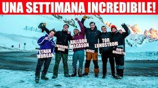 UNA SETTIMANA INCREDIBILE!!! Con Halldor Helgason, Tor Lundstrom, Ethan Morgan e Beyond Medals crew!