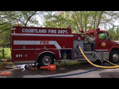 State Police investigate fire