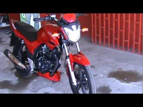 Motocicleta Loncin Sport LX150-70E - Distribuidor Autorizado Carmona Motor de Costa Rica