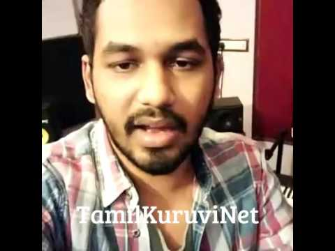 Hiphop Tamizha Live Chat Tamil  Video.. Meesaya Murukku ...