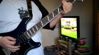 McFLY - Everybody Knows (Guitar Cover)
