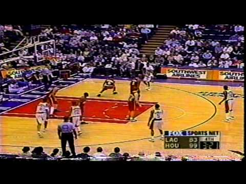 NBA Action: Top 10 Rookie Plays (1999-2000)