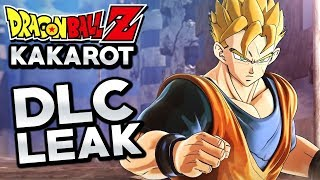 NEW HISTORY OF TRUNKS DLC LEAKS! Dragon Ball Z Kakarot History of Trunks Saga Potential DLC