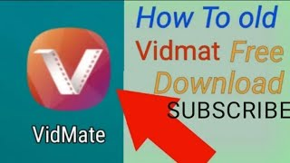 how-to-download-vidmate-old-version