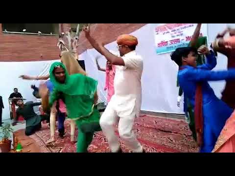 Annual function dance HNA2