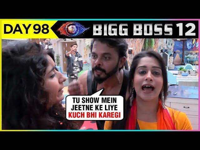 Surbhi Makes Sreesanth And Dipika Kakkar FIGHT In New Task | Bigg Boss 12 Ep. 98 Update