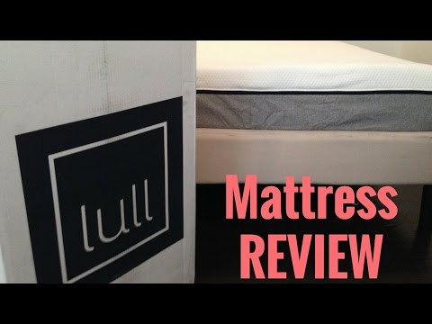 Lull Mattress Review - Almost Perfect, Only A Few Complaints
