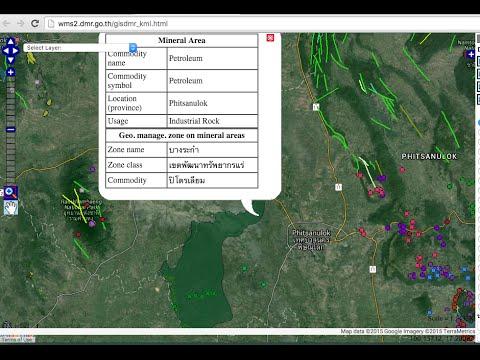 เปิดแผนที่สมบัติใต้แผ่นดินไทย ตอนที่ 002 การค้นข้อมูลในแผนที่ธรณีวิทยา final