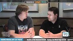 Magic TV: Extra - Kenneth Nagle Interview (Magic Cruise 2012)