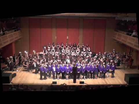 Defying Gravity - Stephen Schwartz Performed by The Elmswell Primary School Choir.
