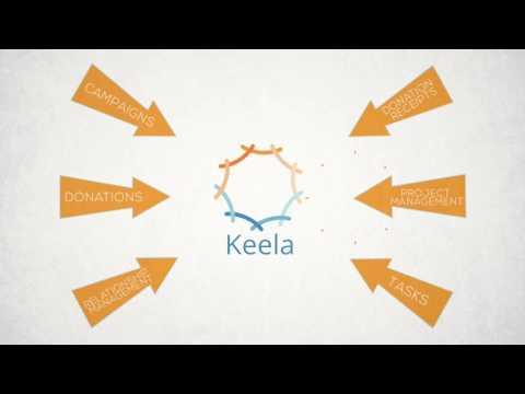 Keela - nonprofit management, simpified.