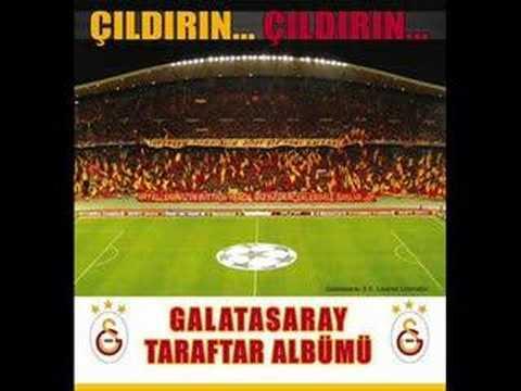 Galatasaray - Seni Sevmeyen Ölsün (Yeni Albüm 2008)