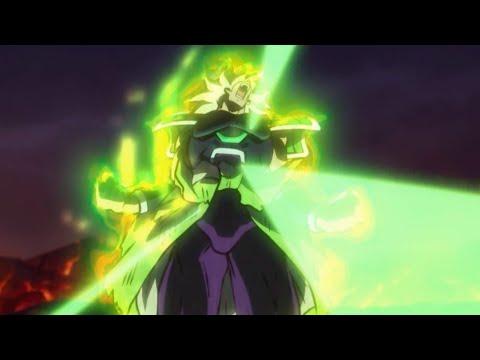 Goku Vs. Broly   Filme Dragon Ball Super Broly - Dublado