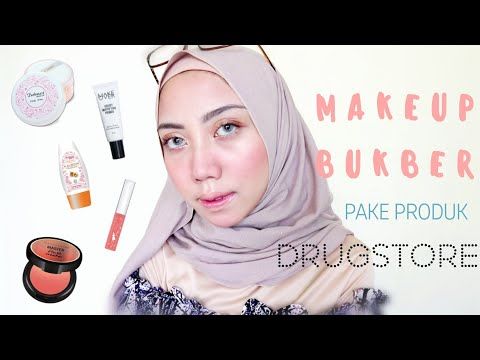makeup-bukber-pake-produk-drugstore-|-ombre-lips-ala-mua