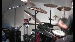 Heard it on the X   ZZ Top  Drum Lesson