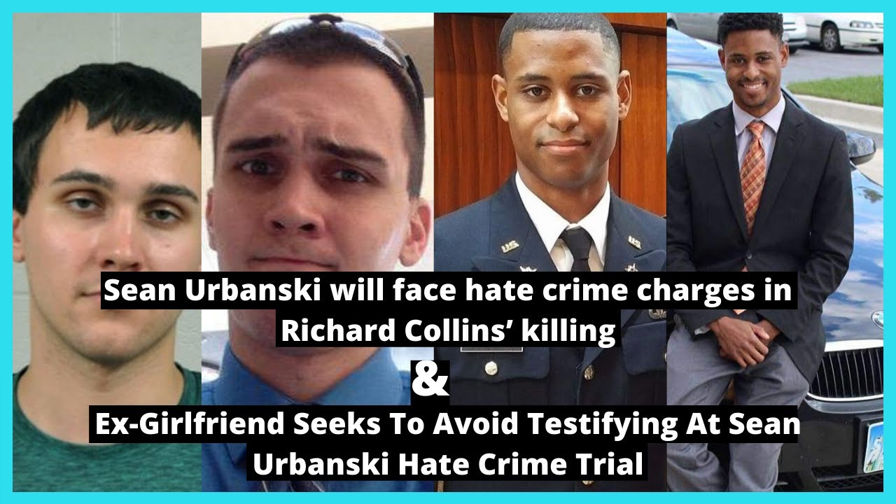 |NEWS|Sean Urbanski will face hate crime charges in Richard Collins' killing