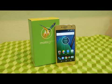 Review : รีวิว Moto G5 Plus ครบจบในเครื่องเดียว - วันที่ 24 Jul 2017