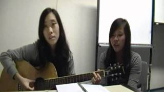 Holy Spirit Touch Me From Above (by Sharmaine & Jade)