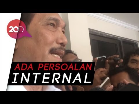 Luhut Sebut Prabowo Curhat Kegalauan Deklarasi Capres