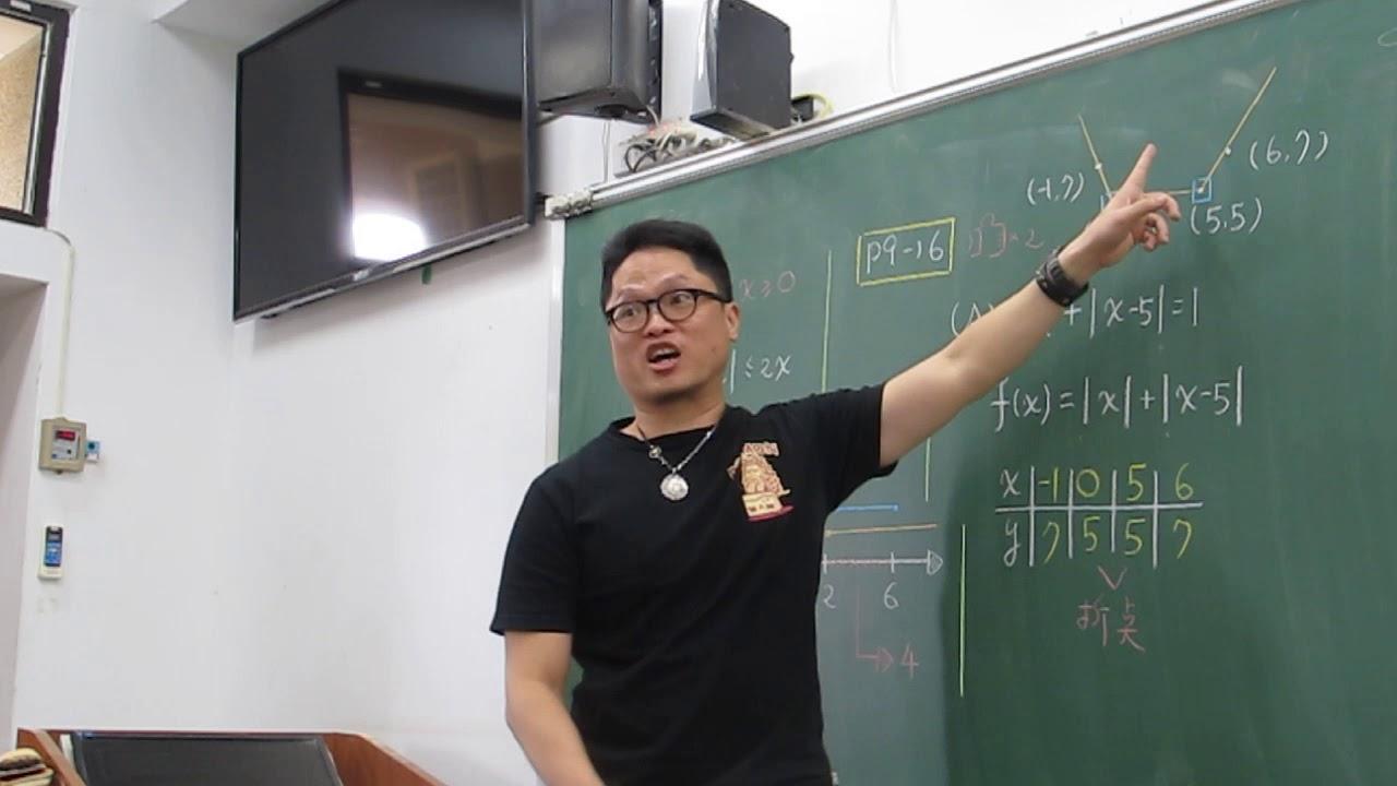 對話式講義總複習第5堂(數與式學測指考試題分析+多項式斜率)(上)307 - YouTube