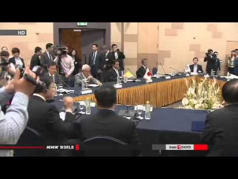 Culture ministers from Japan, China, S Korea meet