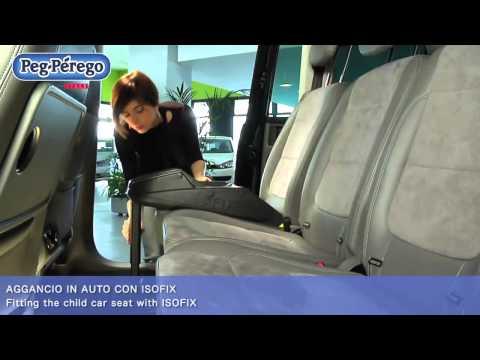 детское кресло Peg Perego Viaggio1 Duo Fix