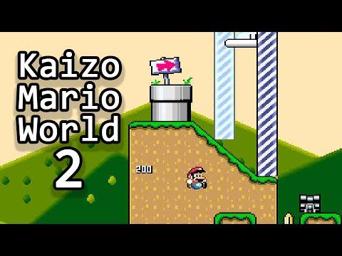 [TAS] Kaizo Mario World 2 by Guy Collins