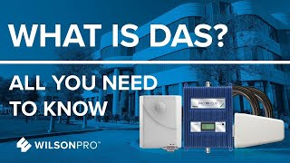 Distributed Antenna System (DAS) – All You Need To Know | WilsonPro
