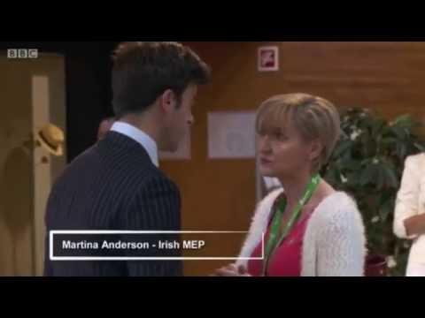 Martina Anderson shuts down