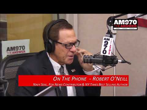 AM970 Joe Piscopo Interviews Robert O'Neill