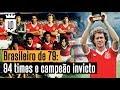 Brasileirão de 79: torneio inchado e Inter campeão invicto  | AQUELE BRASILEIRÃO