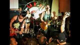 Rufio - Dipshit (FAREWELL TOUR PANAMA 2012)