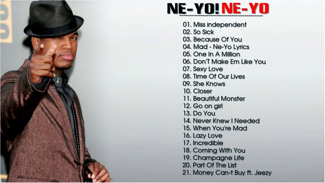 1904510d398 Ne Yo Greatest Hits