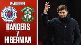 Rangers 1-1 Hibernian | Late Leveller Sucker Punch For Gers | Ladbrokes Premiership