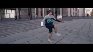 Футбольный фристайл | Игорь Олейник | MOSCOWFF
