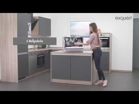 Geliebte GSP 206 Tischgeschirrspüler - YouTube DE55