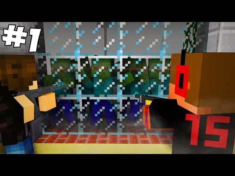 Зомби апокалипсис в Майнкрафт ВИДЕО смотреть онлайн