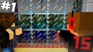ВЫЖИТЬ В ЗОМБИ АПОКАЛИПСИСЕ [Minecraft] #1 - Первая Винтовка!