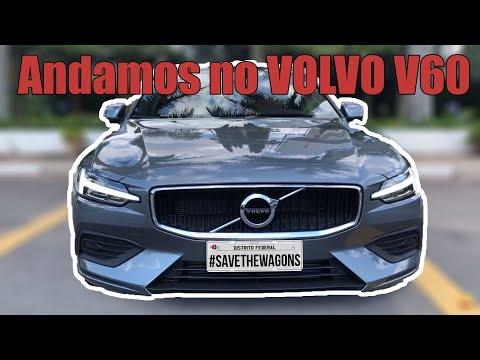 ANDAMOS NO VOLVO V60, UMA PERUA DE RESPEITO / Vrum Brasília