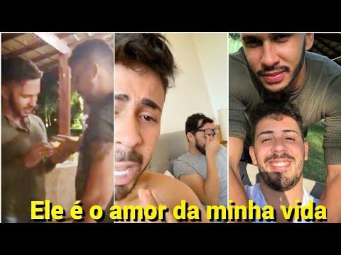 Carlinhos Maia pede Lucas em casamento