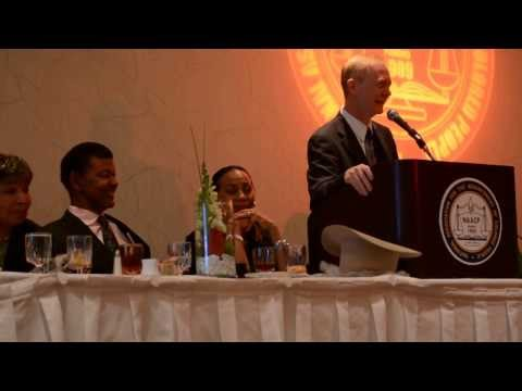 Jerry Mitchell addresses Texas NAACP 77th Annual State Convention