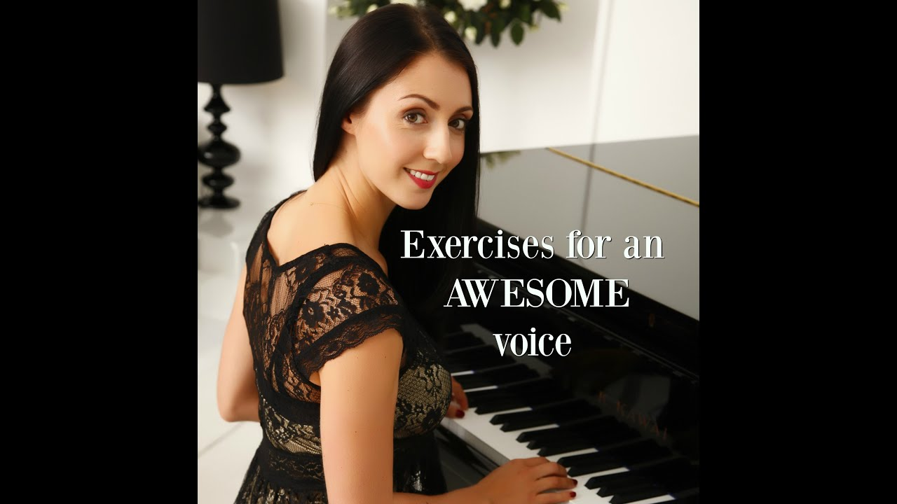 Daily singing exercises for an awesome voice.
