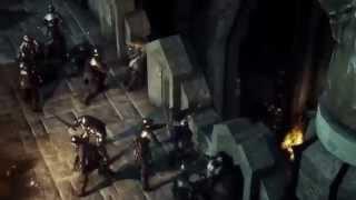 Dragon Age 3 Inquisition - русский геймплейный трейлер(2014)