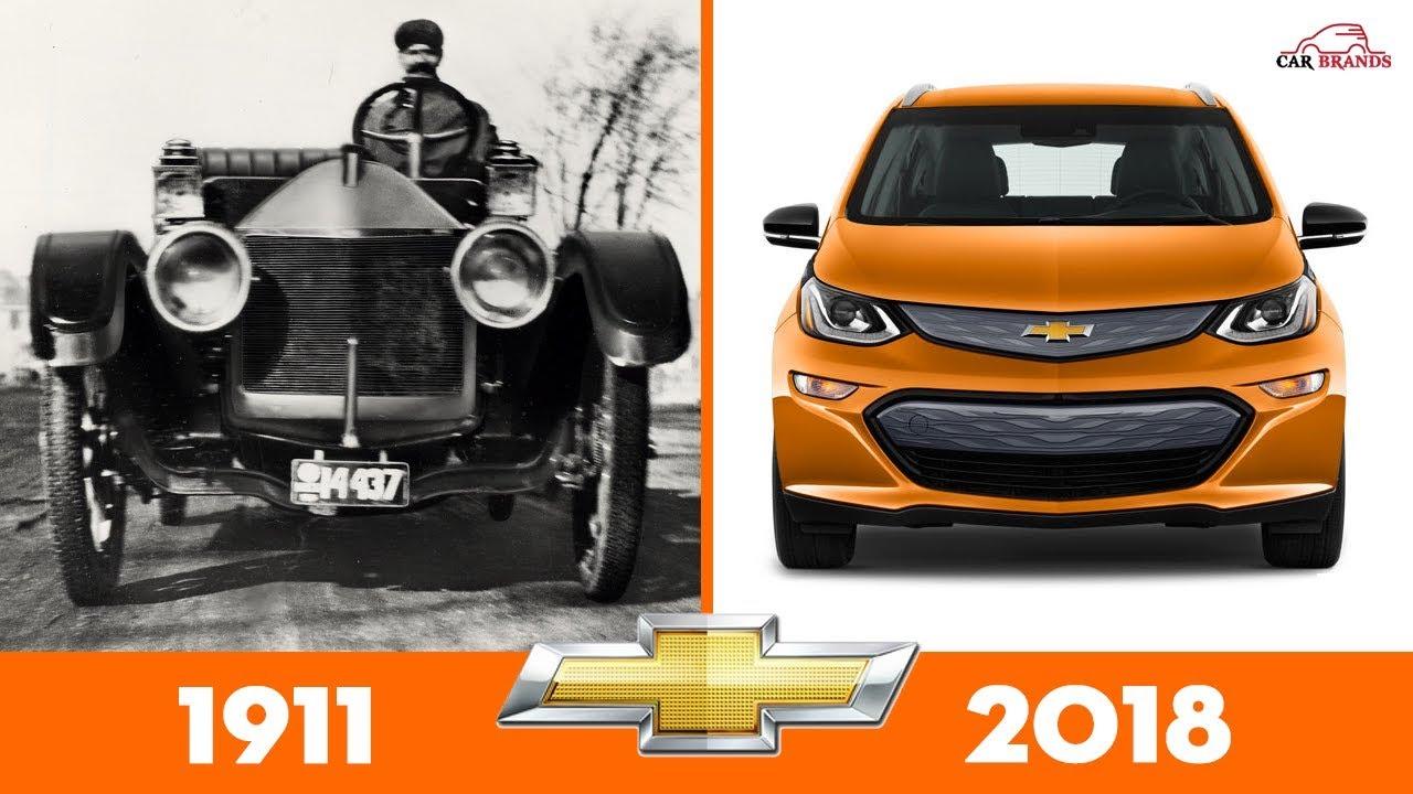 Evolution Of Chevrolet Cars Timeline Car Brands