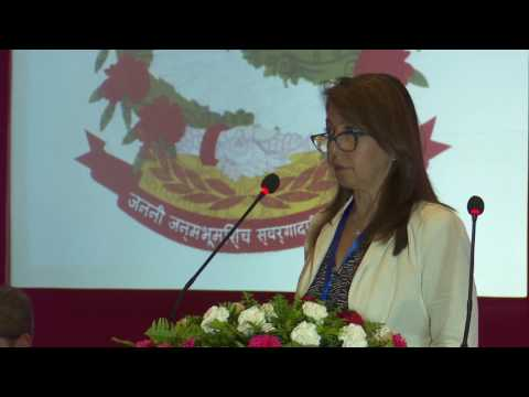 Financial Inclusion: National Launch Ceremony for Nepal